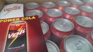 Volt Power Cola