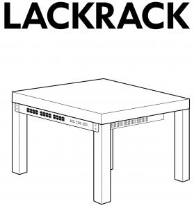 LackRack eth-0