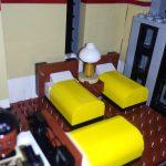 Drei Betten für vier Ghostbusters, wie gemein