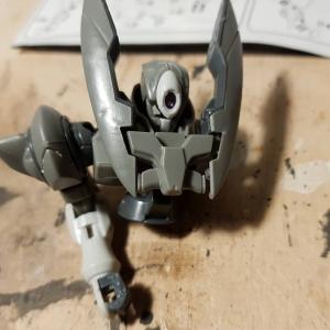 Working on my Gundam again