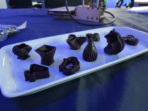 Procusini - gedruckte Schokolade