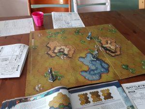 Mechwarrior - die Regeln sind umfangreich(TM)