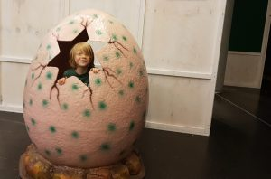 Huch, ein Ei